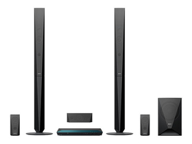 Home Cinema Sony BDV-E4100 3D SMART Bluray