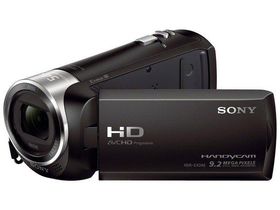 Cameră video Sony HDR-CX240E, negru