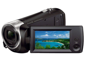 Sony HDR-CX405 video kamera, crna