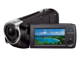 Sony HDR-PJ410 video kamera, crna