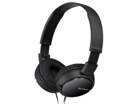 Sony MDRZX110B.AE elforgatható kialakítású zárt fejhallgató 0d94ad423d