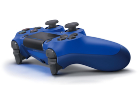 PlayStation 4 (PS4) DualShock 4 V2 Wireless (Wireless) Controller, modrá