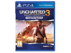 Uncharted 3: Drake`s Deception PS4