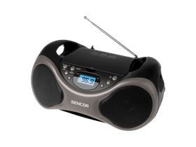 Sencor SPT 225 MP3 USB prijenosni CD-Radio