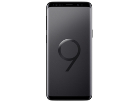 Samsung Galaxy S9 Dual SIM (SM-G960) 64GB, Midnight Black (Android)