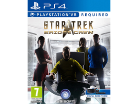 Star Trek Bridge Crew PS4 VR