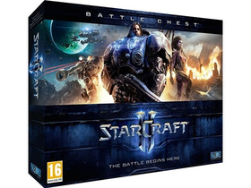 Starcraft II Battlechest PC igra