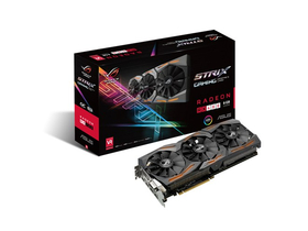 Grafická karta Asus AMD Strix RX 480 8GB GDDR5 - STRIX-RX480-O8G-GAMING