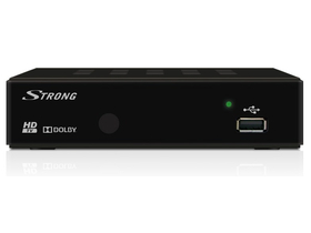 Receptor Strong SRT 8114 DVB-T MPEG-4 HD