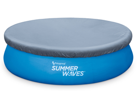 Summer Waves Abdeckplane für Quick-Up Pools, 3,05 m