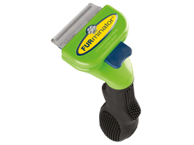 "FURminator ""Short Hair deShedding Tool Small Dog"" small"
