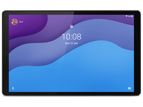 "Lenovo Tab M10 HD (TB-X306F) ZA6W0009BG 10,1"" HD TDDI, 4GB/64GB MediaTek Helio P22T tablet, šedivý (Android 10)"