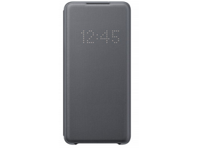 Samsung Galaxy S20+ LED view cover, siva