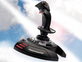 Thrustmaster T.Flight Stick X PC/PS3 joystick