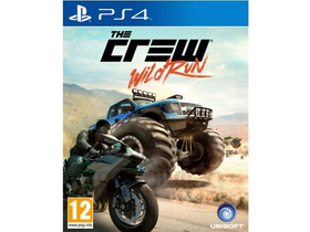 The Crew Wild Run PS4 igra