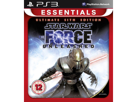 The Force Unleashed Sith Edition Essentials PS3 játékszoftver