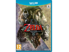 The Legend of Zelda: Twilight Princess HD WiiU játékszoftver