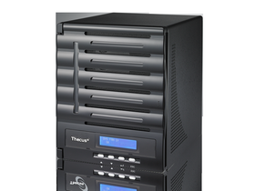 THECUS N5550 NAS, 5 HDD helyes
