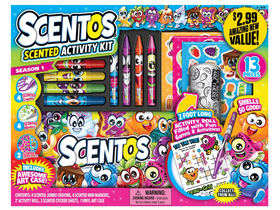 Scentos Activity Set, 13 Stk.