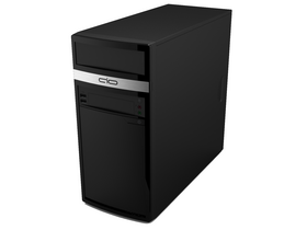 Carcasa PC AIO Frontier Matt & High Gloss Black