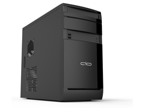 Carcasa PC AIO Virtuo High Gloss Black