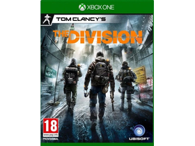 Tom Clancy`s The Division Xbox One játékszoftver