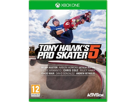 Software joc Tony Hawks Pro Skater 5  Xbox One