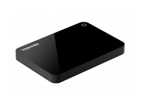 "HDD extern Toshiba Canvio Advance 2,5"" 2 TB USB 3.0, negru"