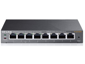 TP-Link TL-SG108PE Easy Smart 8 port gigabit (4 port POE) switch SG108PE