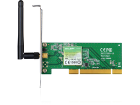 Card memorie TP-LINK TL-WN751ND 150M Wireless PCI