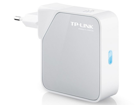Router wifi TP-Link TL-WR810N N300  Mini Pocket