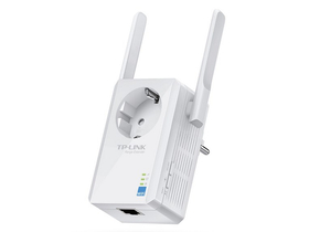 TP-Link WA860RE Wireless N AC Passthrough hatótávnövelő (range extender)