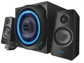 Trust GXT 628 2.1 Illuminated Speaker Set Limited Edition 60W