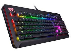 Ttesports Level 20 RGB (Cherry MX speed silver) USB mehanička gamer tipkovnica (engleska)