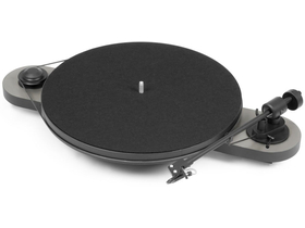 Pick-up Pro-Ject Elemental, negru/argintiu