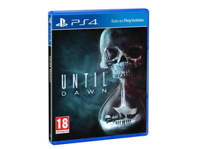 Until Dawn PS4 hrací softvér