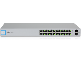 Ubiquiti UniFi US-24 24port GbE 2port GbE SFP managed switch