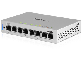 Ubiquiti UniFi Switch 8xGigabit Ethernet port, 1xPoE out