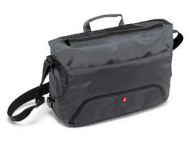 Geanta umar Manfrotto Advanced Befree messenger DSLR/CSC, gri