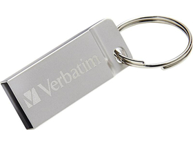 Memorie USB Verbatim Exclusive Metal 64GB USB 2.0