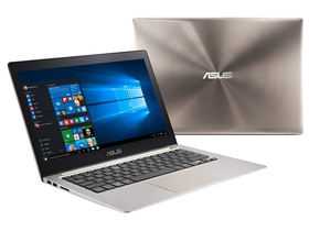 Asus Zenbook UX303UA-R4199T notebook, barna + Windows 10