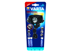 Фенер челник Varta Indestructible Head 5LED 3AAA