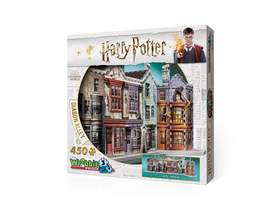 3D puzzle Harry Potter Abszol út