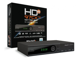 WayteQ 97CX HD DVB - T prijímač a Media player