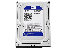 "HDD intern WD Blue 3,5"" 1TB SATA3 64MB - WD10EZRZ"