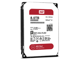 "Western Digital Red 3,5"" 8TB trdi disk (WD80EFZX)"