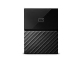 "Hard disk extern WD My Passport  2,5"" 4TB NEW, negru"