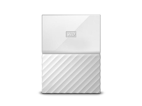 "WD My Passport 2,5"" 4TB USB3 бял (WDBYFT0040BWT)"