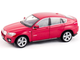 Welly BMW X6 model auta, 1:24