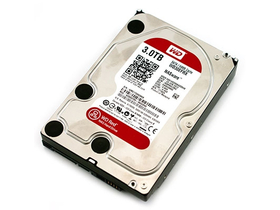 "Western Digital 3,5"" SATA3 RED 3,0TB/64MB - WD30EFRX unutarnji hdd"